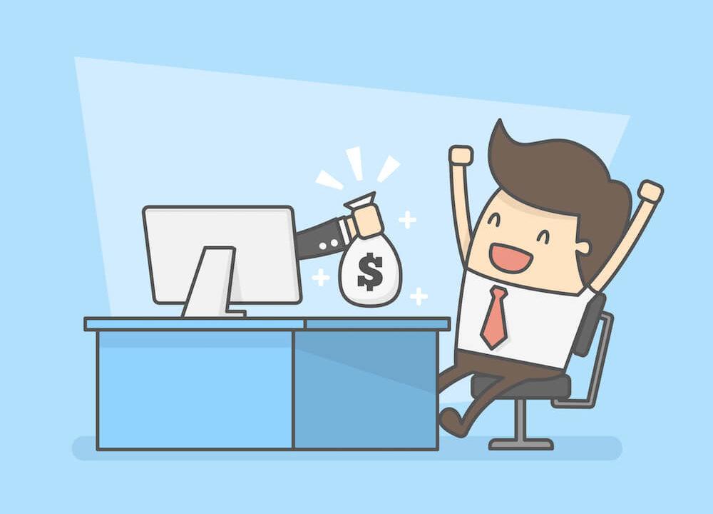 個人でお金を稼ぐ3つの方法【仕事選びが重要】