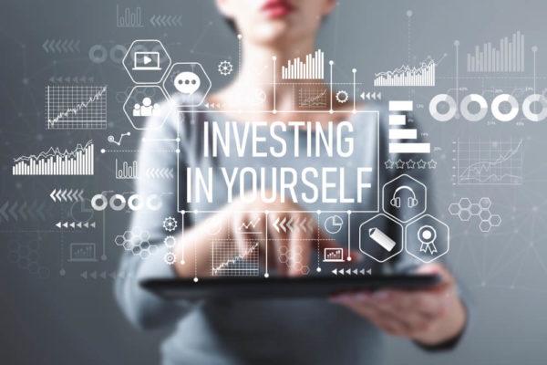 自己投資を行う