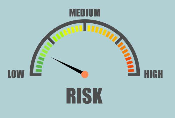 リスクが低いイメージ